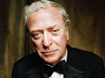Sir Michael Caine artist photo