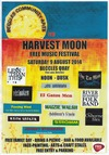 Flyer thumbnail for Harvest Moon Free Music Festival