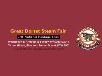 Great Dorset Steam Fair Music Festival 2014 picture