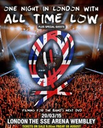 Flyer thumbnail for One Night In London: All Time Low