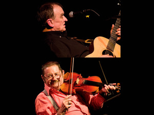 Martin Carthy & Dave Swarbrick artist photo