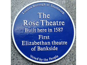 The Rose Playhouse artist photo