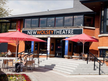 New Wolsey Theatre venue photo