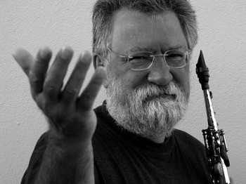 Deco Heart: Evan Parker picture