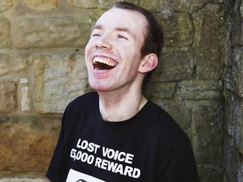 Lee Ridley (Lost Voice Guy) artist photo