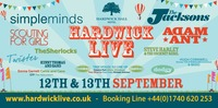 Flyer thumbnail for Hardwick Live Garden Party