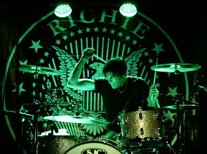 Richie Ramone artist photo