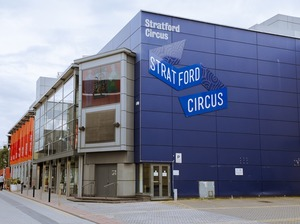 Stratford Circus Arts Centre artist photo