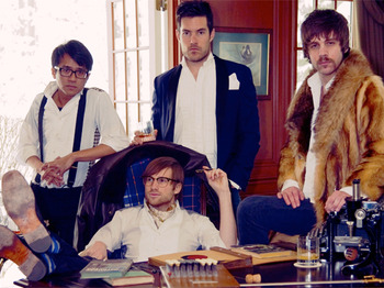 Saint Motel artist photo