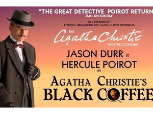Agatha Christie's Black Coffee (Touring) artist photo
