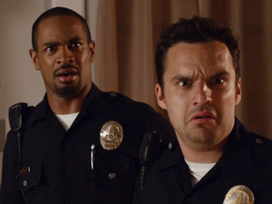Film promo picture: Let's Be Cops