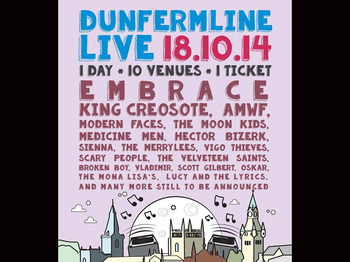 Dunfermline Live 2014 picture
