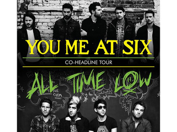 You Me At Six + All Time Low + Walk The Moon picture