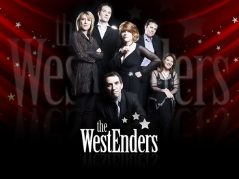 Hear The People Sing: The Westenders picture