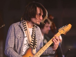 Jonny Greenwood artist photo