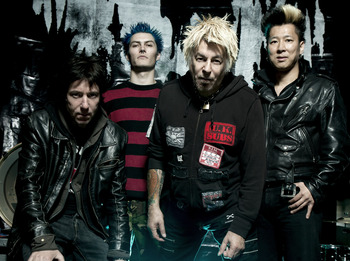 UK Subs artist photo
