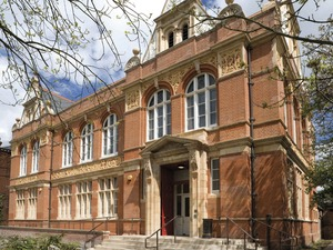 Blackheath Halls artist photo