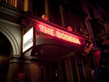 Bodega Nottingham venue photo