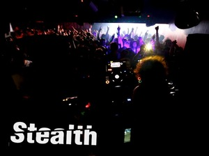 Stealth Nightclub artist photo