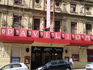 The Pavilion Theatre artist photo