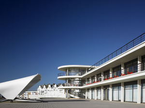 De La Warr Pavilion artist photo