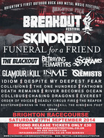 Flyer thumbnail for Breakout Festival