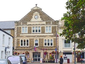 The Gateway at Seaton Town Hall artist photo