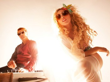 The Ting Tings artist photo