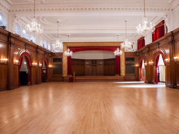 Porchester Hall venue photo