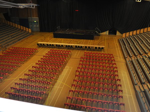Rivermead Leisure Complex artist photo