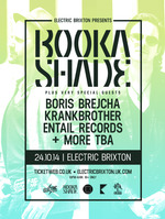 Flyer thumbnail for Booka Shade + Boris Brejcha + Krankbrother + Entail Records