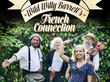 Wild Willy Barrett's French Connection artist photo