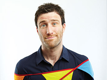 Crack Comedy - Southbank: Andrew Bird, Simon Feilder, Chris McCausland picture