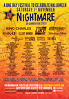 Flyer thumbnail for Nightmare Festival