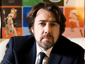 British Comedy Awards 2012: Jonathan Ross picture