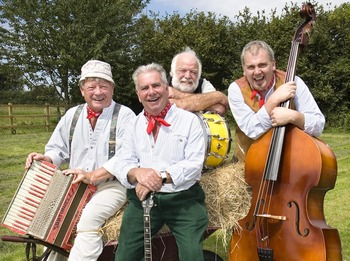 The Wurzels Cider Festival: The Wurzels picture