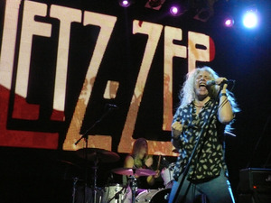 Letz Zep artist photo