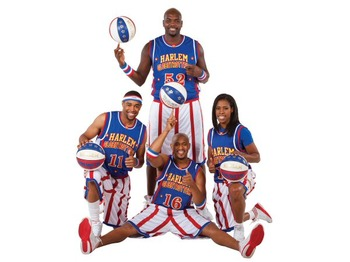 The Harlem Globetrotters artist photo