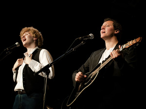 The Simon & Garfunkel Story artist photo