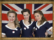 The D-Day Darlings artist photo