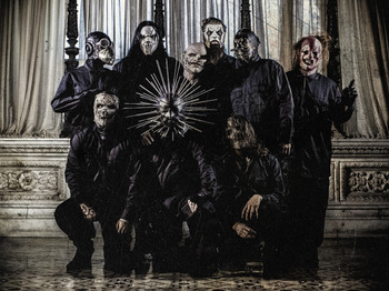 Slipknot artist photo