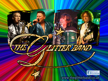 The Platinum Hit-Makers Tour 2013: The Glitter Band + Paperlace + Tony Burrows + White Plains picture