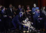 Don Giovanni: Glyndebourne Tour, Duncan Rock, Anthony Gregory, Ana Maria Labin, Magdalena Molendowska artist photo