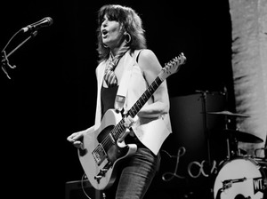 Chrissie Hynde artist photo