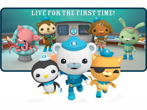 Octonauts And The Deep Sea Volcano Adventure artist photo