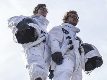 Hebden Bridge Arts Festival 2013: Public Service Broadcasting + Baltic Fleet picture