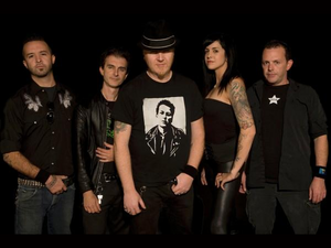 The Mahones artist photo