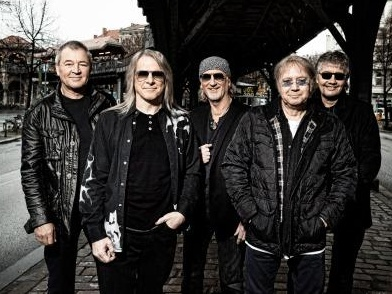 Deep Purple artist photo