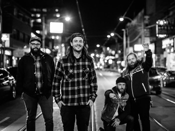 Cancer Bats artist photo
