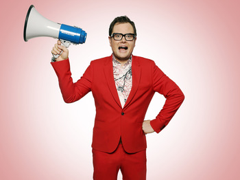 Work In Progress: Alan Carr picture